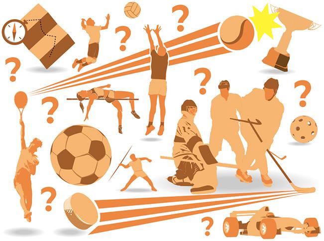 Urheiluvisa