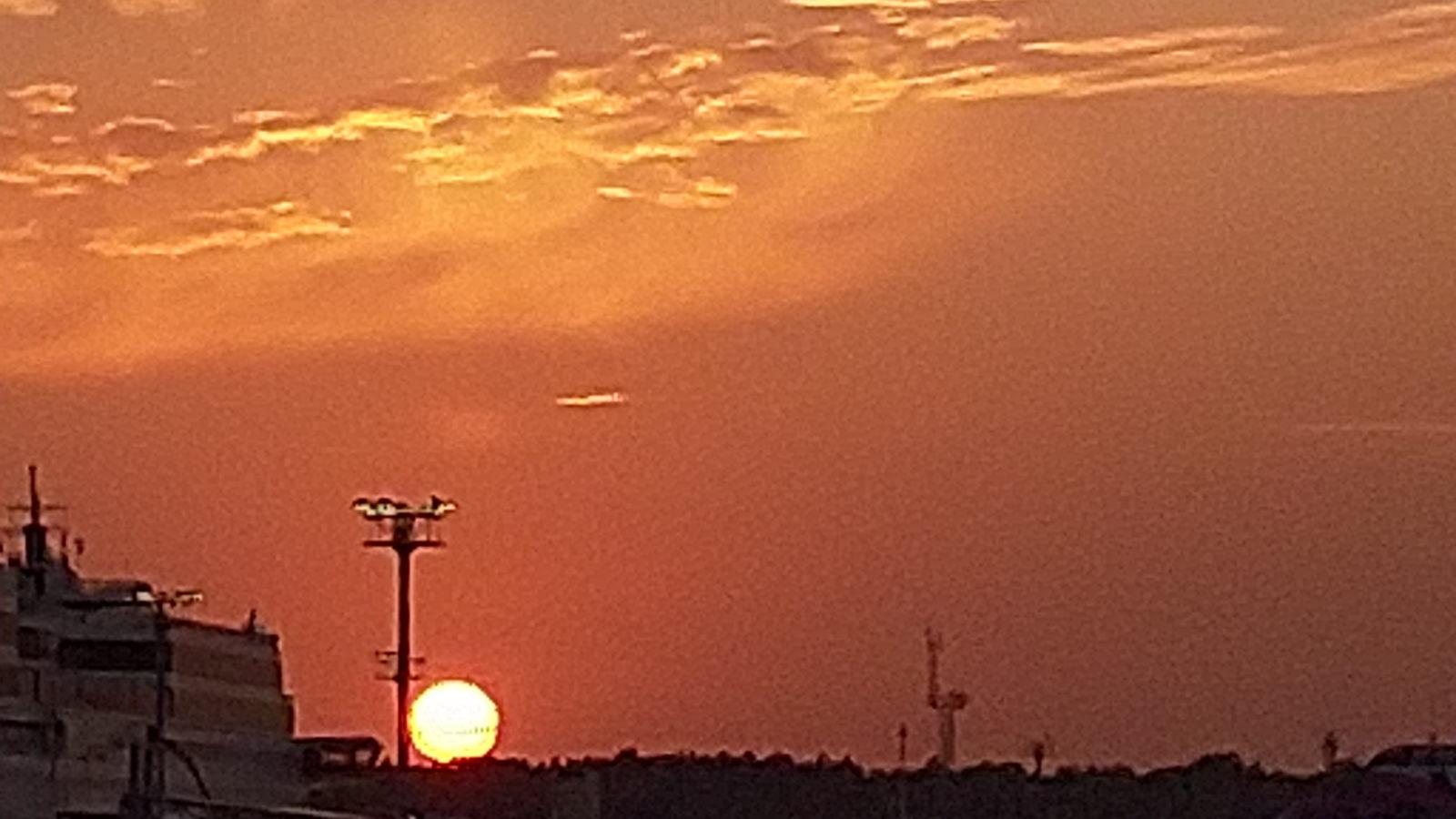 Turku Aurinko Laskee